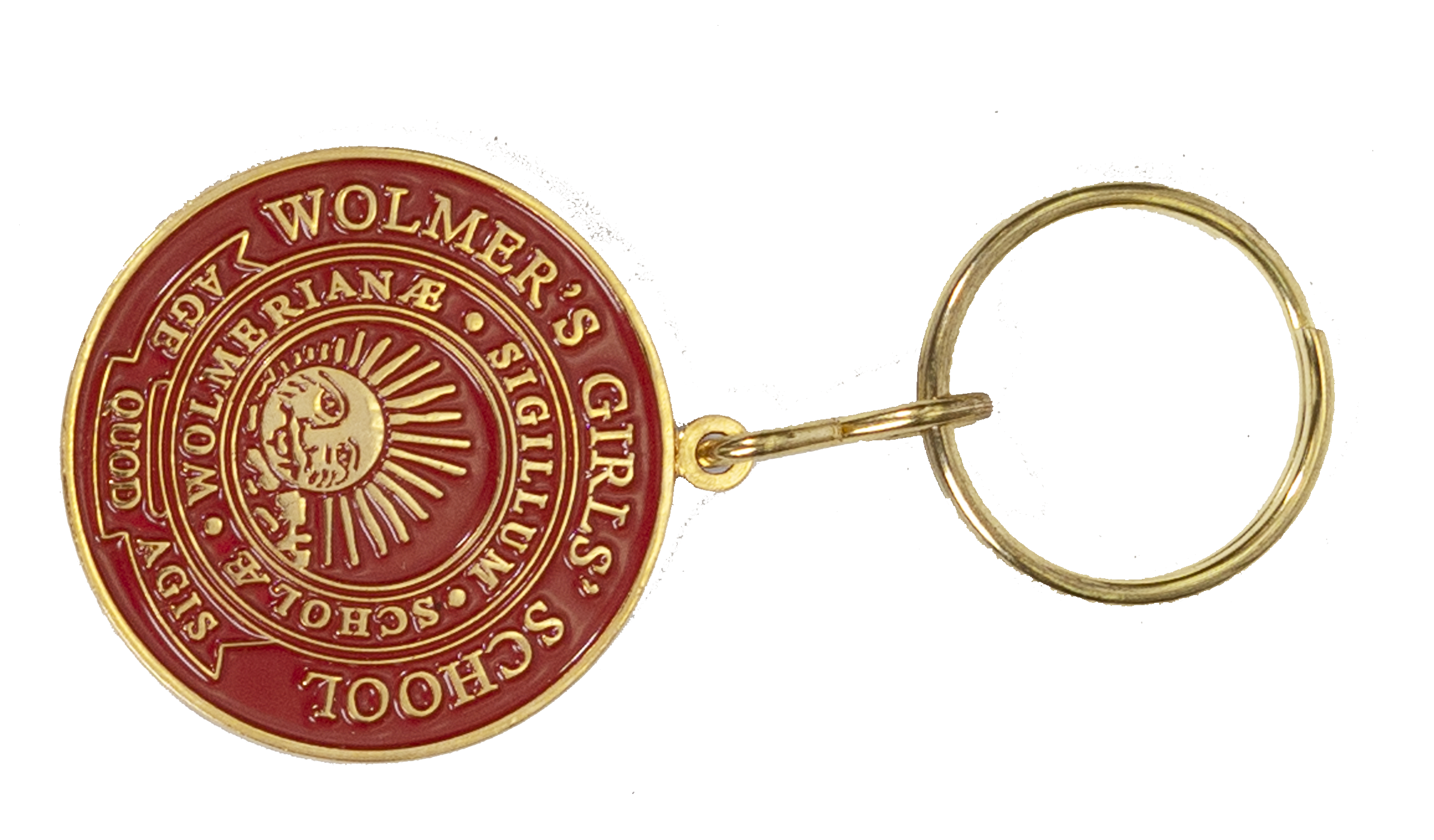 Wolmer's Key Chain
