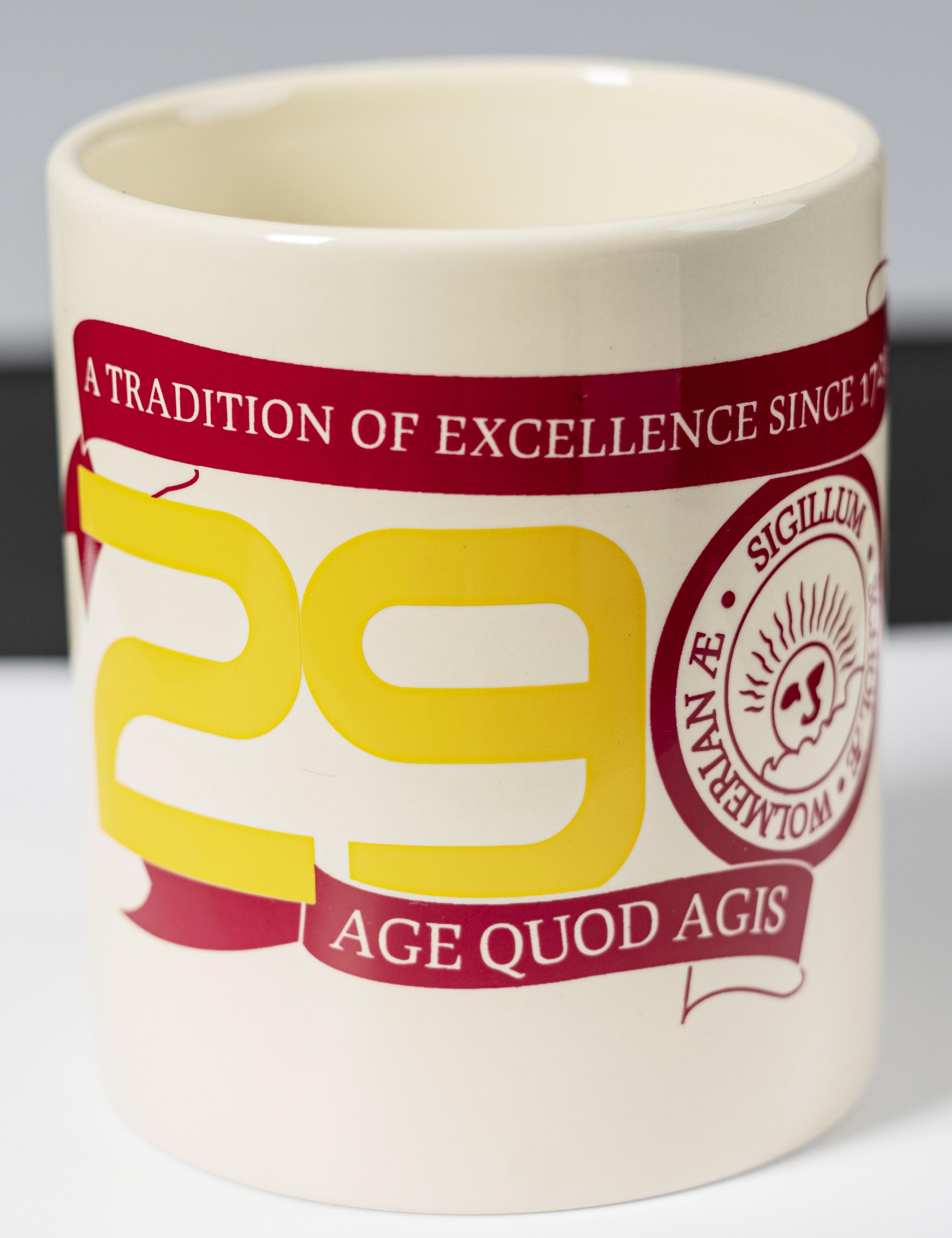 Wolmer's 290th Anniversary Mug